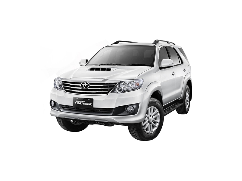 Toyota Fortuner TRD Sportivo User Review