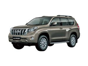 New Toyota Prado