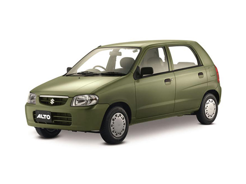 Suzuki Alto VXR (CNG) User Review
