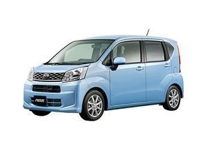 New Daihatsu Move