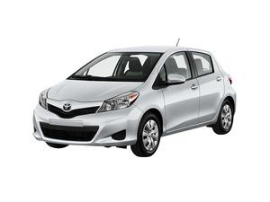 New Toyota Vitz