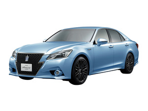 New Toyota Crown
