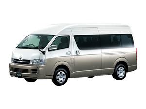New Toyota Hiace