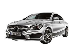 New Mercedes Benz CLA Class