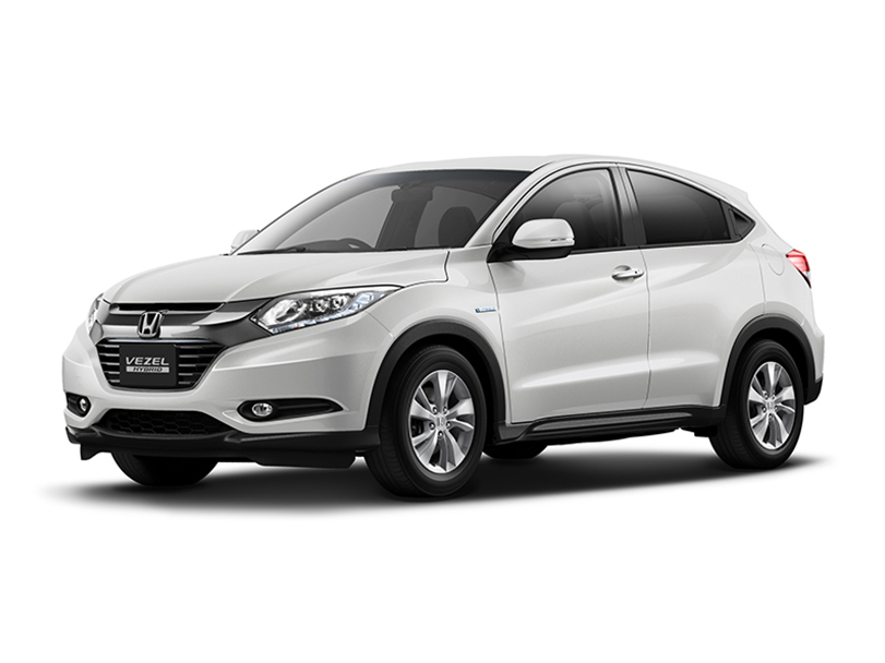 Honda Vezel S User Review